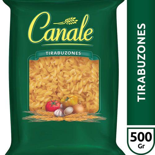 Fideos Tirabuzón Sémola Canale 500 Gr