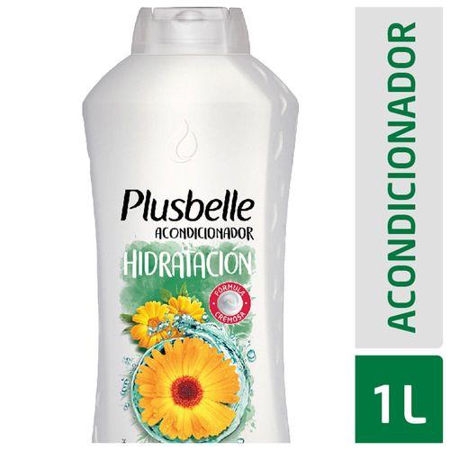 Acondicionador Plusbelle Hidratacion 1lt