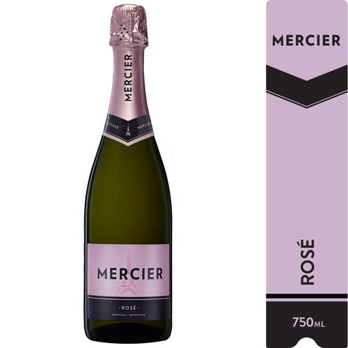 Champaña Mercier Rose 750 Cc
