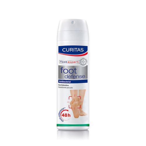 Desodorante Pies Curitas Foot Defense