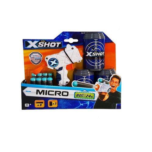 Lanzador X-shot Doble Micro Excel