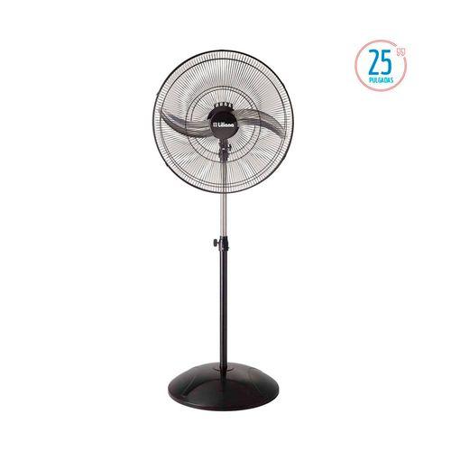 Ventilador De Pie Industrial Liliana 25' Vp25m