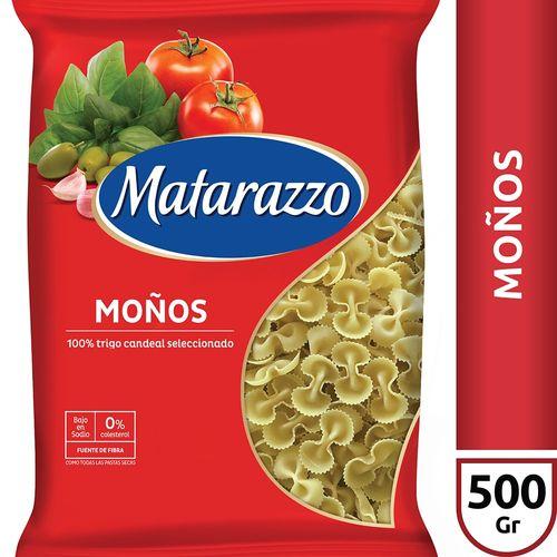 Fideos Moño Matarazzo 500 Gr