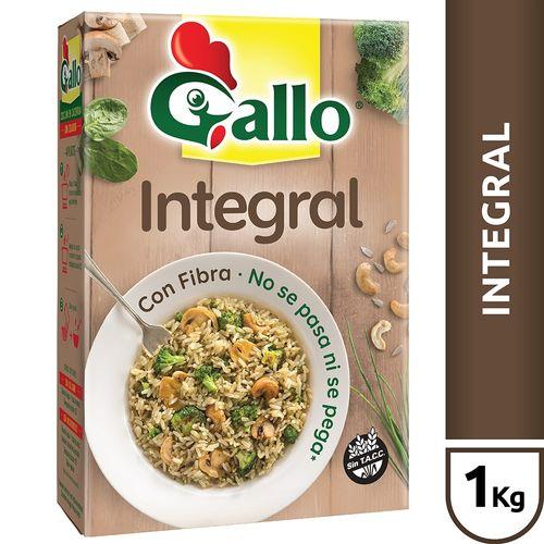 Arroz Integral Gallo X1 Kg
