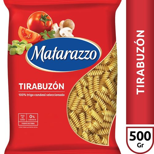 Fideos Tirabuzon Matarazzo X500 Gr