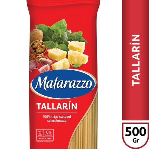 Fideos Tallarin Matarazzo X500 Gr
