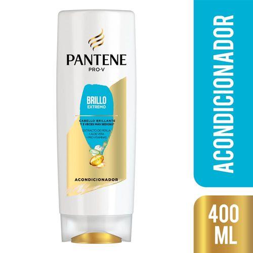 Acondicionador Pantene Pro-v Brillo Extremo 400 Ml