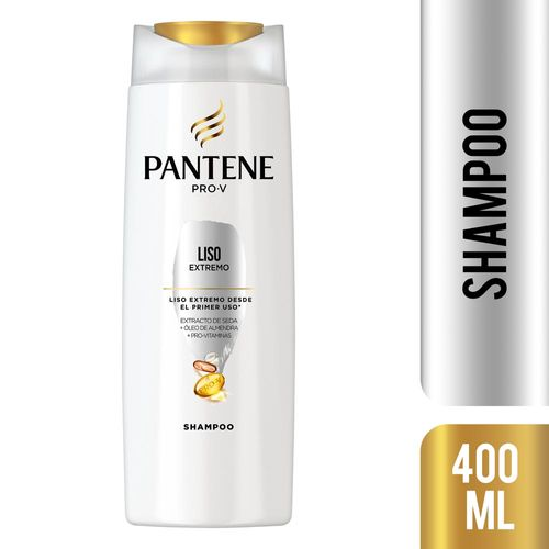 Shampoo Pantene Pro-v Liso Extremo 400 Ml