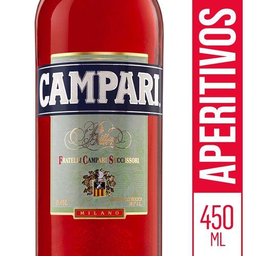 Aperitivo Campari 450 Ml