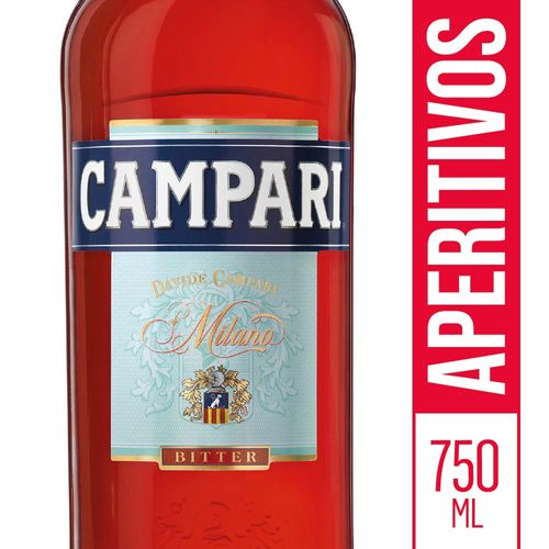 Aperitivo Campari 750 Ml