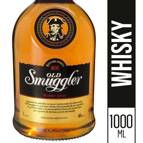 Whisky Old Smuggler 1 L