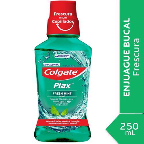 Enjuague Bucal Colgate Plax Fresh Mint 250 Ml