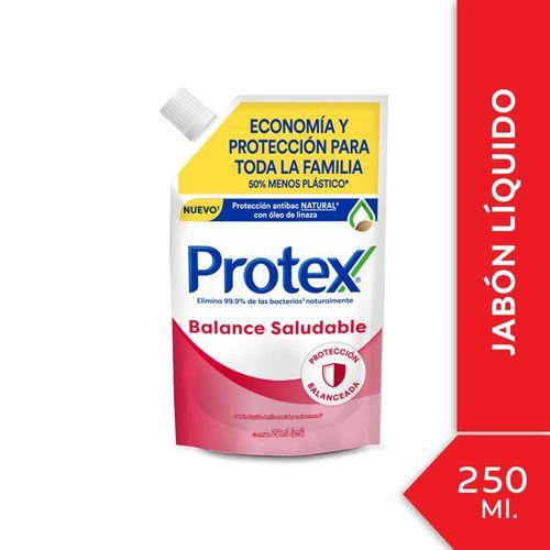 Jabon Liquido Protex 250 Ml