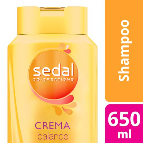 Shampoo Sedal Crema Balance 650ml