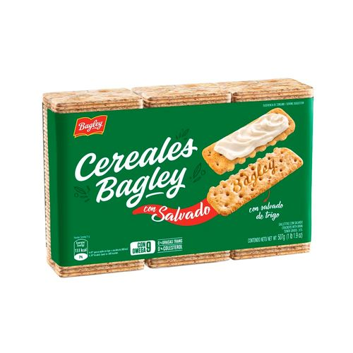Gall Cereales Bag Salvado X3 507g