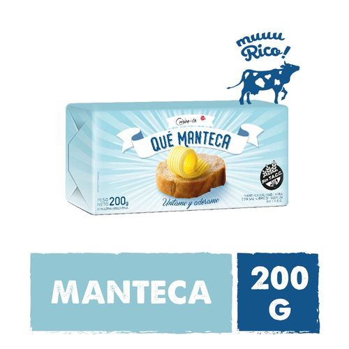 Manteca Cuisine&cox200 Gr