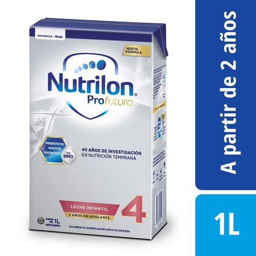 Leche Infantil Nutrilon A Partir De Los 2 Años. 1 Lt