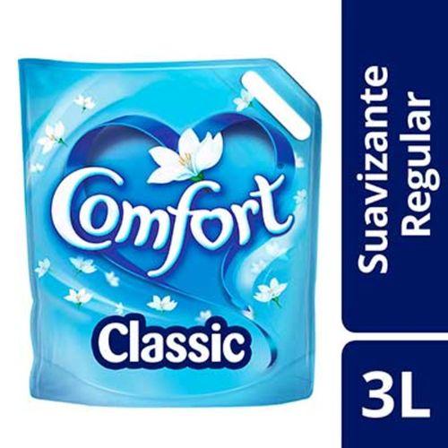 Suavizante Para Ropa Comfort Clásico 3 L