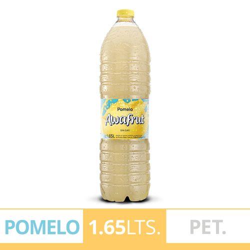 Agua Saborizada Awafrut Pomelo  1.65l