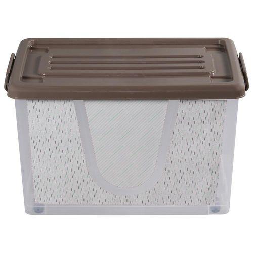 Caja Organizadora 50lt Diseño 21.1 - 56 X 39 X 33 Cm - Plastico