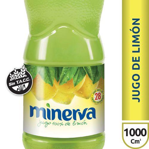 Jugo De Limón Minerva X1 Lt
