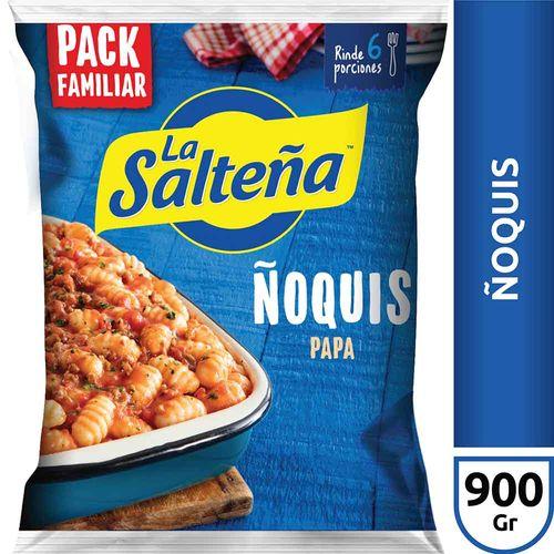 ñoquis La Salteña Papa X 900 Grs