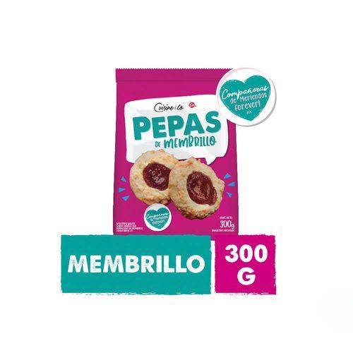Pepas Cuisine & Co Membrillo X300gr
