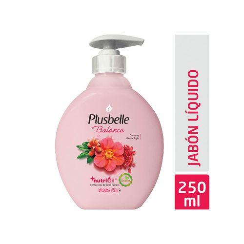 Jabón Líquido Plusbelle Balance