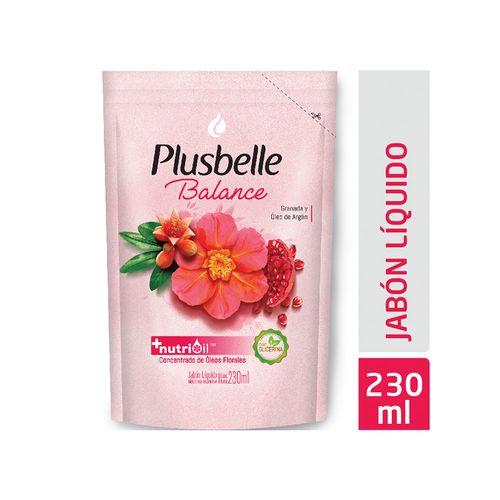 Jabón Líquido Plusbelle Bal.