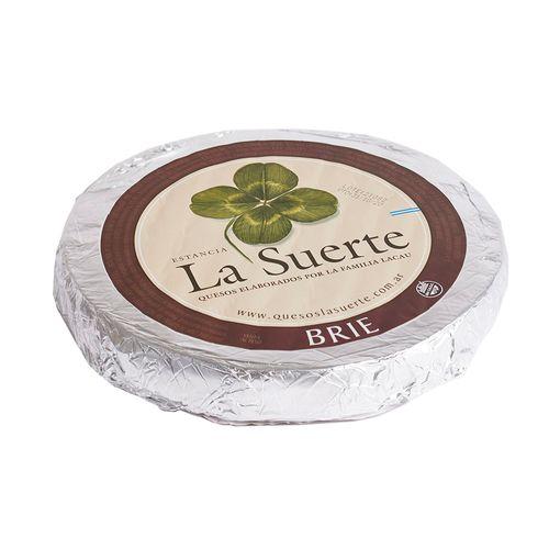 Queso Brie La Suerte - Horma 1 Kg