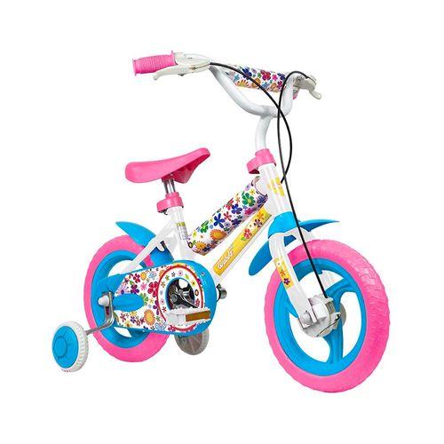Bicicleta Rod 12 Unibike Mujer