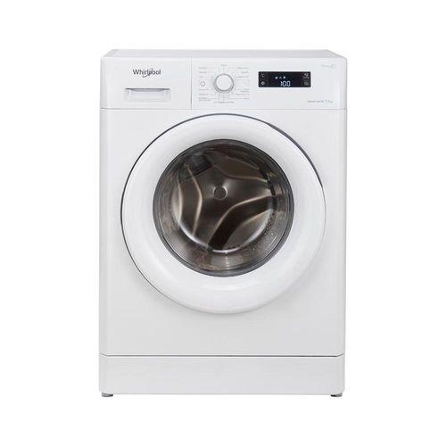 Lavarropas Senseinverter Wlf75ab Whirlpool 7.5kg Blanco