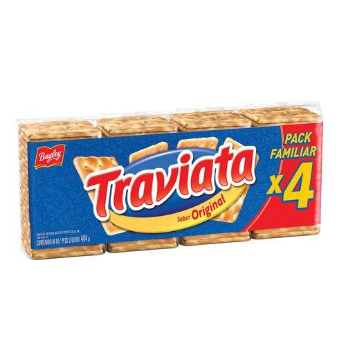 Galletitas Traviata X404g
