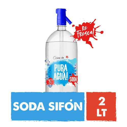 Soda Cuisine & Co 2l