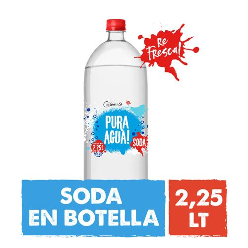 Soda Cuisine & Co 2.25l