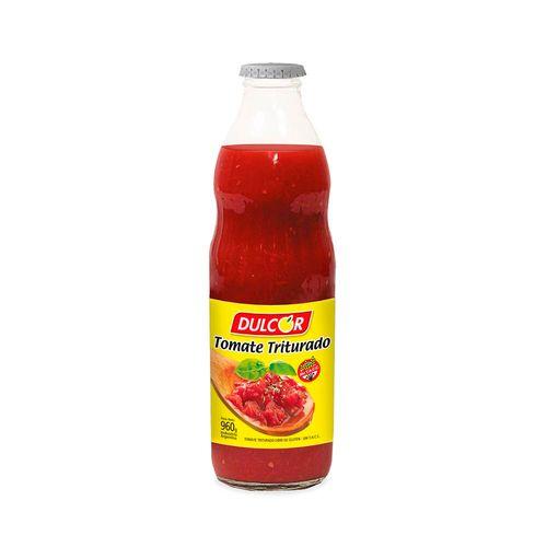 Tomate Triturado Dulcor X 960 Gr.