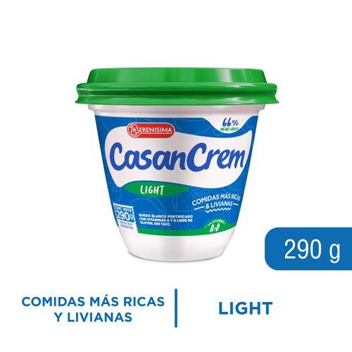 Queso Casancrem Light 290 Gr