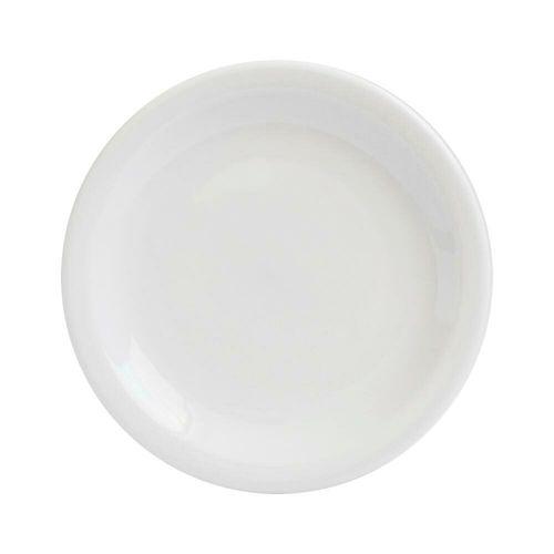 Plato Playo Porcelana 25 Cm  Restaurant