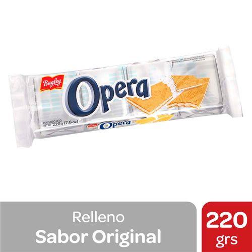 Galletitas ópera Agrupadas 220 Gr