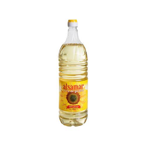 Aceite Girasol Alsamar X 1,5l