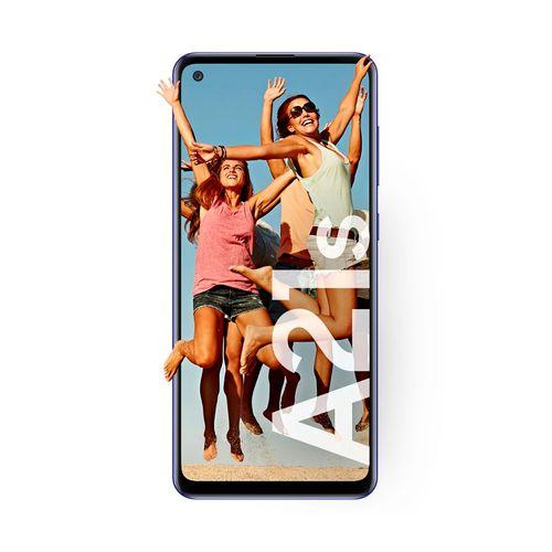 Celular Samsung A21s 128 Azul Sma217mzbm