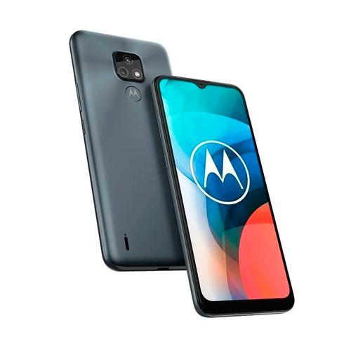 Celular Motorola E7 Xt2095-1 Gris Mineral