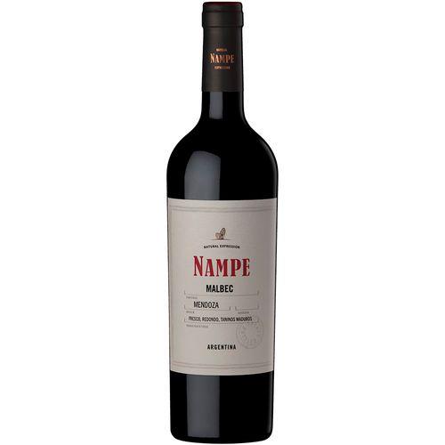 Vino Tinto Nampe Malbec 750 Ml