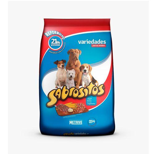 Alimento Para Perros Sabrositos Adultos 15 Kg