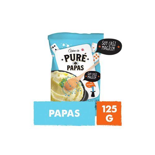 Puré De Papas Cuisine & Co 125gr