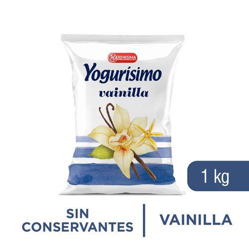 Yogurisimo Fortif Ent Sachet 1000 Gr Vai