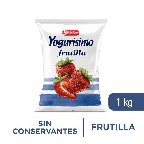 Yogurisimo Fortif Ent Sachet 1000gr Frut