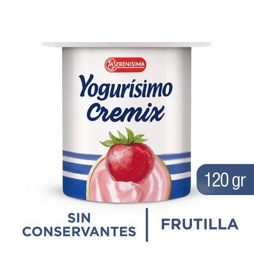 Yogurisimo Ent Fort Firme 120 Gr Frut