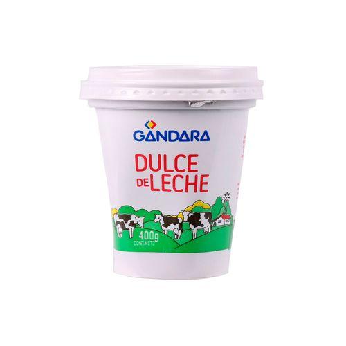 Dulce De Leche Gandara 400 Gr