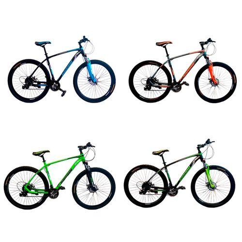 Bicicleta Rod 29' Jordan Aluminio 21 Vel Shim X 1 U